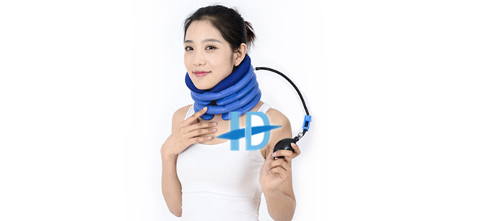 rubber cervical collar